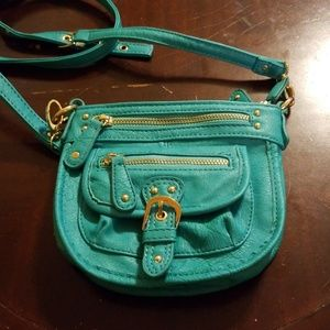 Charming Charlie Mini Cross Body Bag
